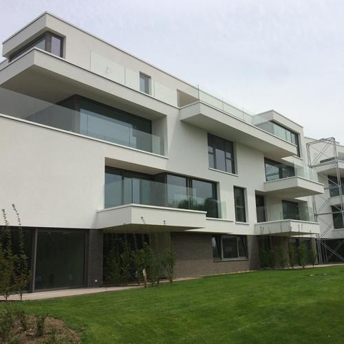 GLASBALUSTRADE Sabco 00 70 10  - Pure Estate , Londerzeel