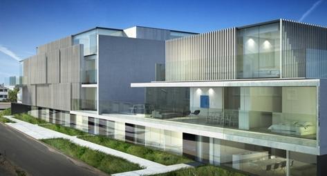 Corbu, Koksijde , Rietveld Projects